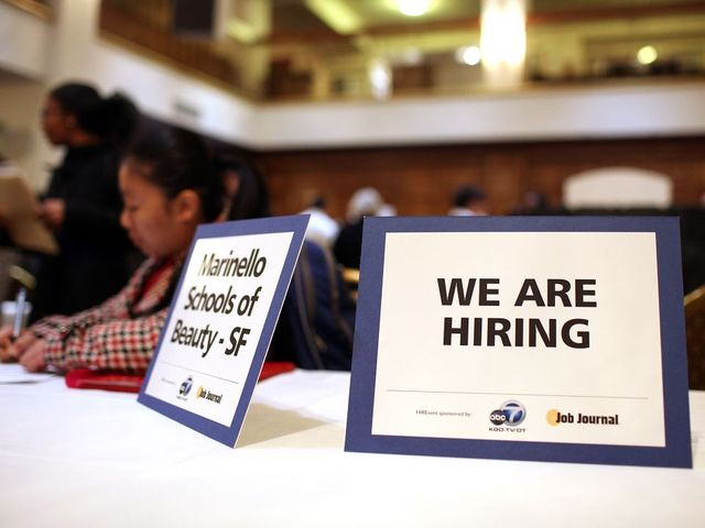 Area unemployment rates rise despite adding jobs