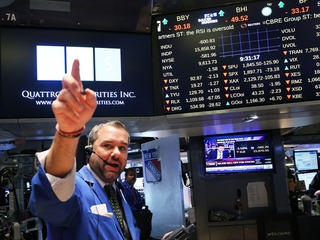 Stocks open lower as Brexit fallout continues