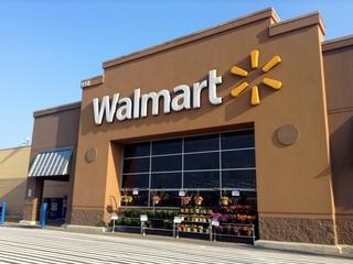 Credit-card thefts at Wal-Mart