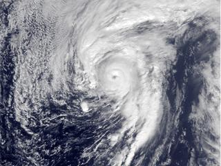 Hurricane season more active than past years