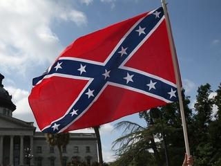 Teacher hung Confederate flag in classroom