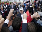 Trump links Brexit vote to his campaign