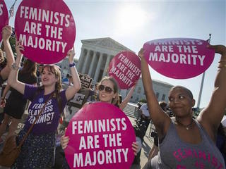 US Supreme Court rejects abortion restrictions
