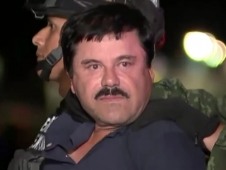 'El Chapo' has been extradited to the US