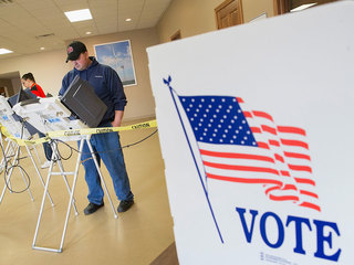 Evers, Holtz move on to April election