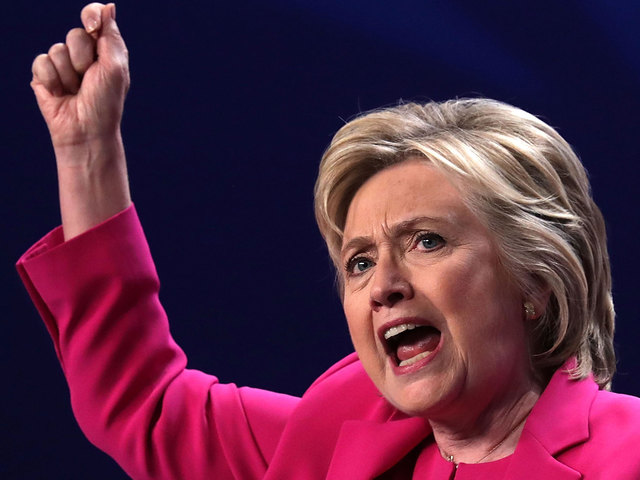 Clinton charity to limit donations if Hillary Clinton wins