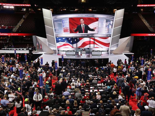 A tale of two Republican delegates