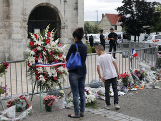 French ID second church attacker