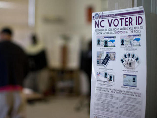 Appeals court stays ruling on voter ID