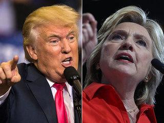 Clinton maintains small advantage over Trump
