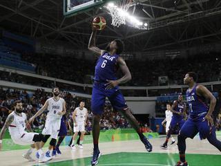 US men's basketball team wins final Rio gold