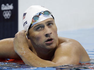 Sponsors swim away from Ryan Lochte