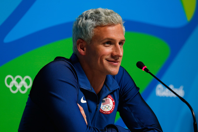 Lochte gets 10-month ban for fake mugging
