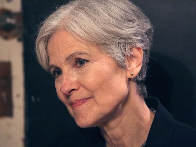 Jill Stein raises $2 million for presidential election recounts