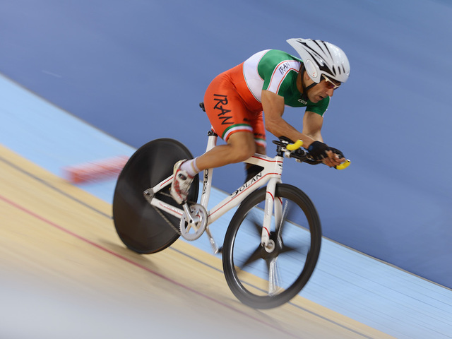 Iranian Cyclist Bahman Golbarnezhad Dies During Crash at Paralympics Race in Rio