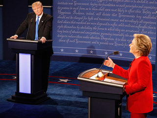 What they're saying — pundits react to debate