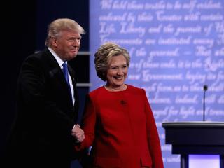 Who won Monday's presidential debate?