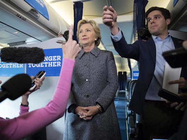 Top Clinton aide calls Federal Bureau of Investigation move 'unprecedented'