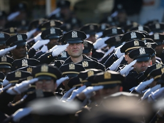 New poll shows respect for police is on the rise