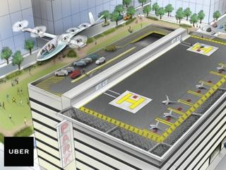 Uber's flying car idea