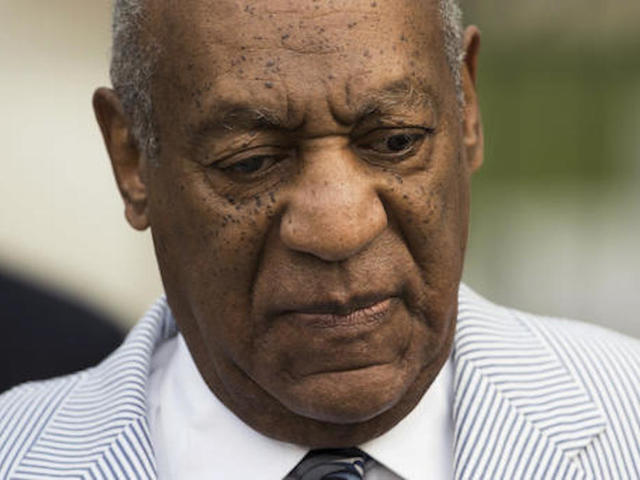 Bill Cosby arrives at Pennsylvania courthouse
