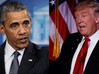 Trump meets with President Obama at White House
