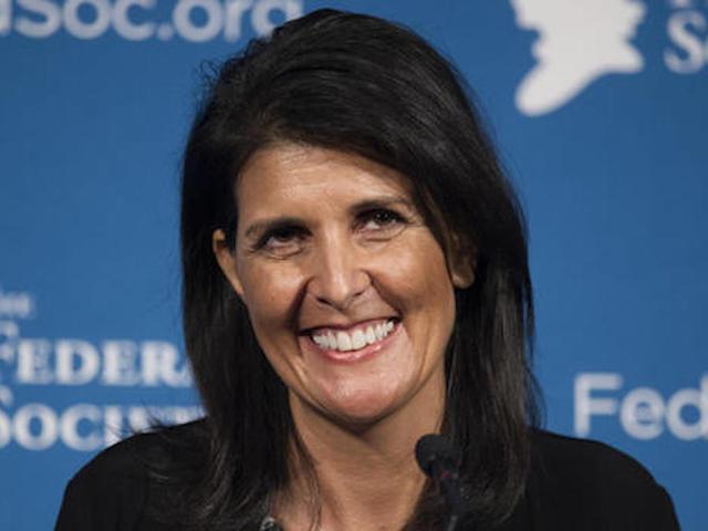 Gov. Nikki Haley accepts Trump's offer for United Nations ambassador