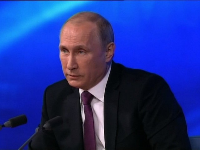 Russia ready to cooperate with European partners to fight terrorism: Putin
