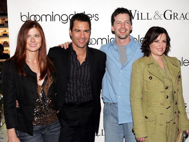 The new Will & Grace TV series will extend to 12 episodes