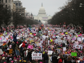 Can women's marches become a women's movement?