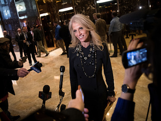 Kellyanne Conway: Russia is 'not a big story'