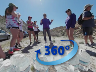 360 VIDEO: Border Angels on life-saving mission