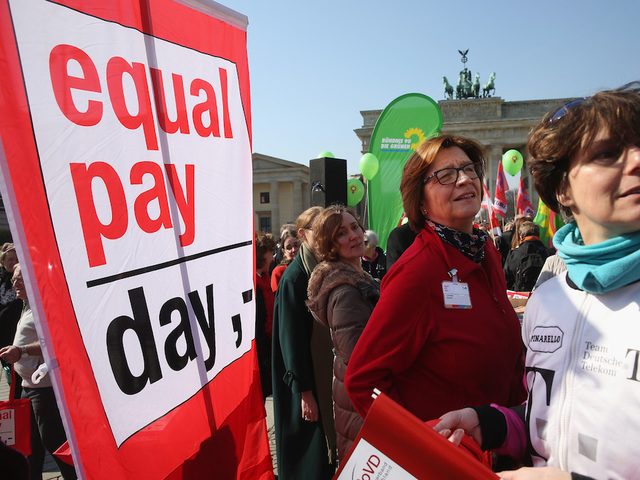 Thousands of UK companies to report gender pay gap under new law