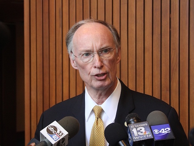 Alabama Governor Refuses To Step Down, Faces Impeachment Hearings
