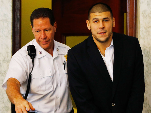 Aaron Hernandez found dead in cell