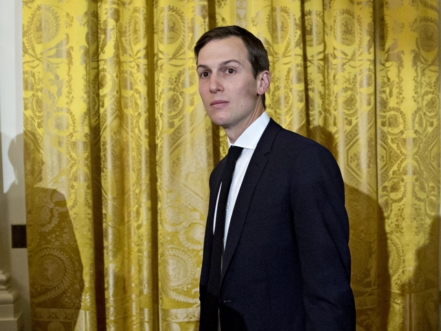 Special counsel investigating business dealings of Jared Kushner