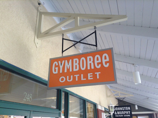 Gymboree to shutter about 350 stores