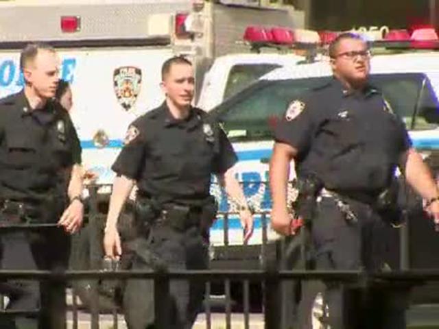 A gunman has opened fire at a NY hospital
