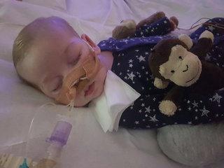 Hospital treating baby receiving death threats