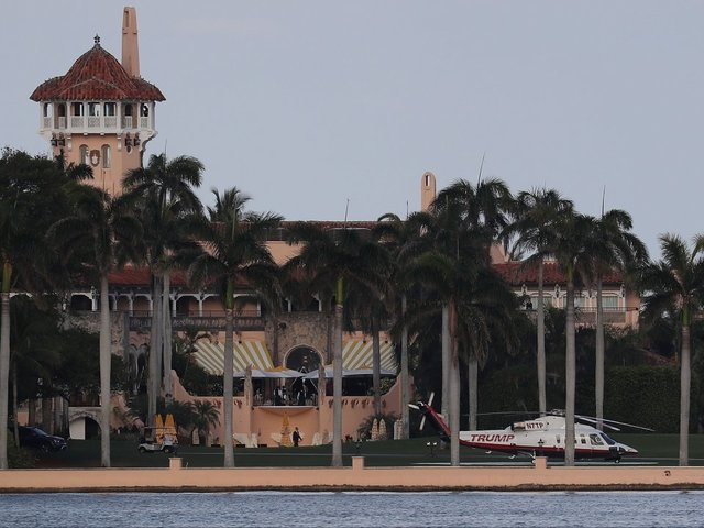 Another charity cancels event at Mar-a-Lago