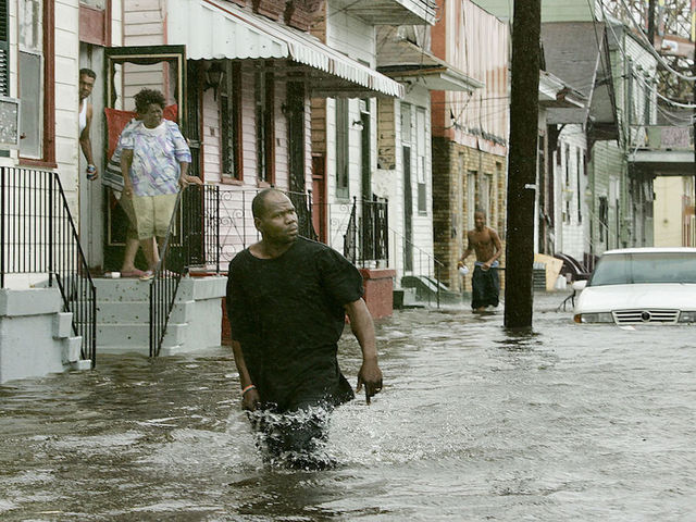 On This Day in 2005, Hurricane Katrina Made Landfall Near New Orleans