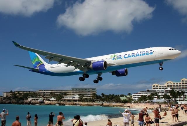Popular Cruise Destination of St. Maarten Devastated after Hurricane Irma