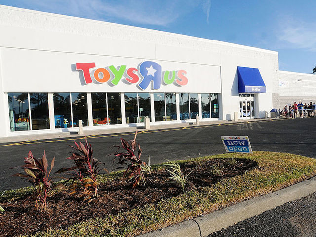 Toys 'R' Us Bankruptcy Poses Challenge for Toy Makers
