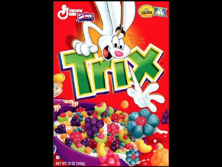 Trix with artificial flavors is coming back