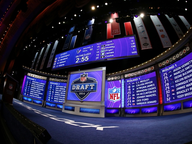 Follow The NFL Draft At ProFootballRumors.com