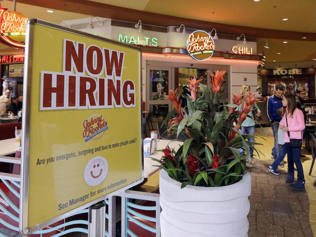 Ohio Unemployment Falls to 4.5% in February