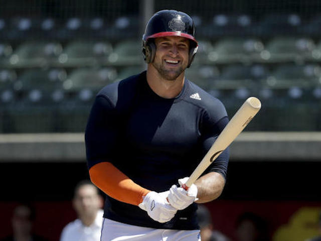 Mets score home run with Tim Tebow jersey sales