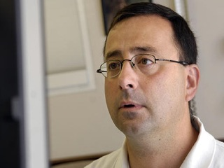 USA Gymnastics doctor pleads guilty to sex abuse