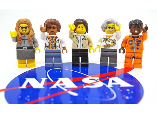 Hidden Figures' no more: Lego honors women of NASA with new set ...
