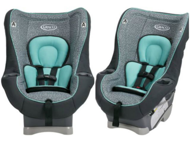 25 000 Graco Car Seats Recalled After Failing Crash Safety Test